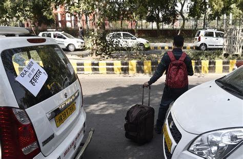 New Rules Will Further Cut Our Incomes, Say Ola-uber