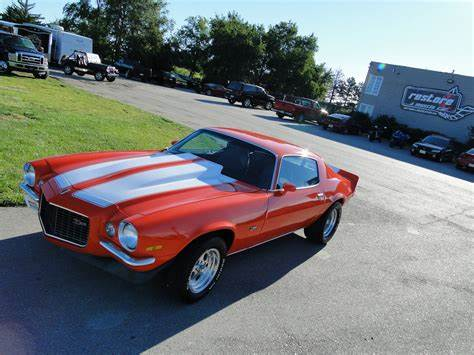 1971, Chevy, Chevrolet, Camaro, Z28, Cars, Coupe ...