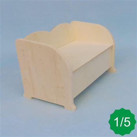 canapé en kit canapé 2 places miniature en kit pour poupée 1 5ème 32 à