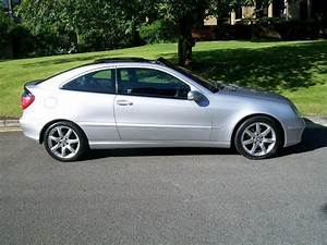 Mercedes C220 Cdi 2002 : used mercedes benz 2002 diesel class c220 cdi se coupe silver automatic for sale in keynsham uk ~ Medecine-chirurgie-esthetiques.com Avis de Voitures