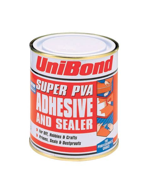 unibond adhesive sealant  departments diy  bq