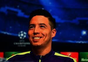 Ex-Man City and Arsenal player Samir Nasri banned from ...  Samir