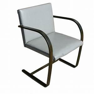 Mies Van Der Rohe Chair : knoll mies van der rohe brno chair ebay ~ Watch28wear.com Haus und Dekorationen
