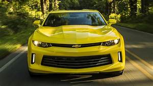 2016 Chevrolet Camaro - Wallpapers and HD Images Car Pixel