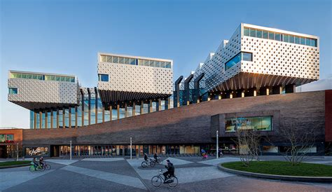 A New Culture Hub In The Netherlands Exemplifies Dutch