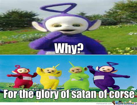 Teletubbies Memes - teletubbies by gecef meme center