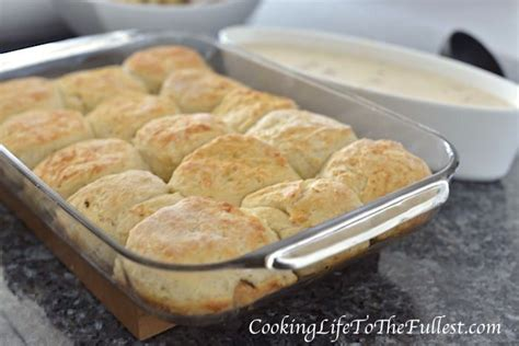 Homestyle Buttermilk Biscuits  Cooking Life To The Fullest