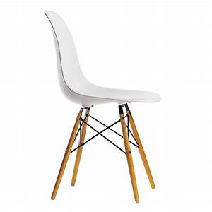 Eames Plastic Side Chair : eames plastic side chair dsw connox shop ~ Bigdaddyawards.com Haus und Dekorationen