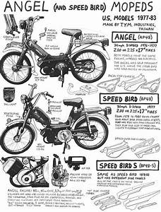 Angel Parts  U00ab Myrons Mopeds