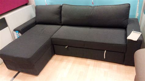 ikea vilasund  backabro review return   sofa bed
