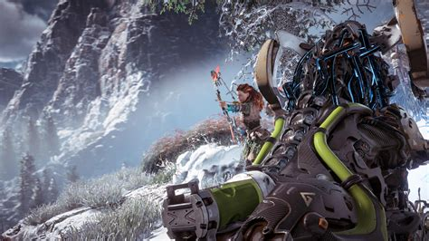 Horizon Zero Dawn Gameplay, Hd Games, 4k Wallpapers, Images, Backgrounds, Photos And Pictures