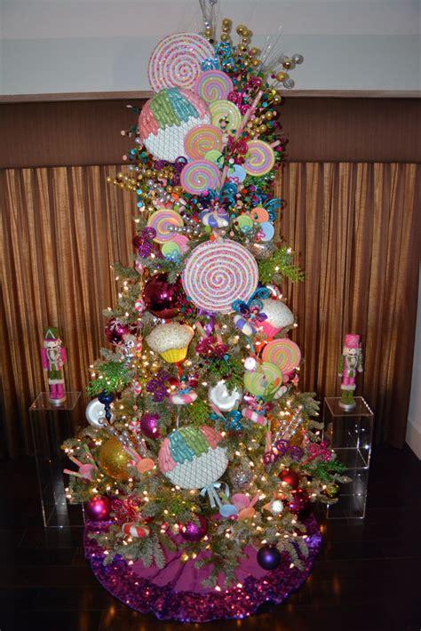 candyland christmas tree decor