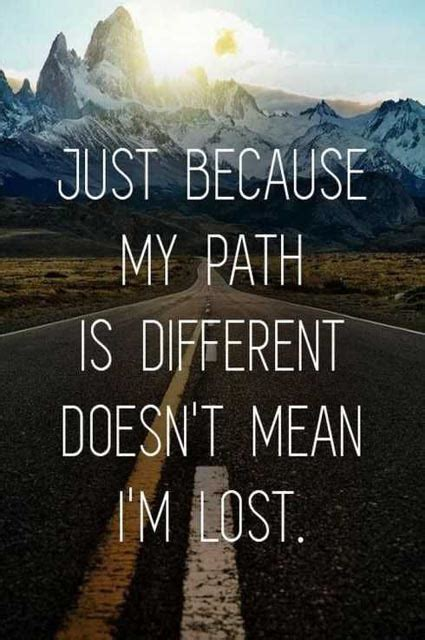 Quotes about Choosing different paths (18 quotes)