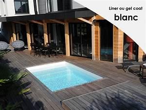 Piscine Liner Blanc : piscine liner blanc piscine liner noir 1 liner blanc avec frise liner sable la couleur de l ~ Preciouscoupons.com Idées de Décoration