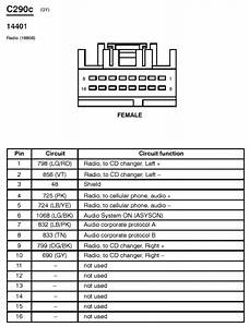 Car Stereo Plug Wiring Diagram
