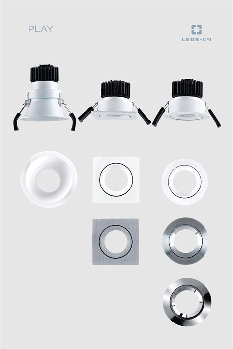 Leds C4 Play Downlight   Eames Lighting