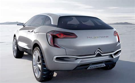 2018 Citroen Hypnos Concept