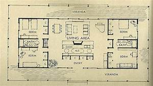 Late Century Modern Homes Mid Century Modern House Floor ...