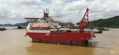 Multi Hull Psv Semisubmersible Fifth Purpose Platform