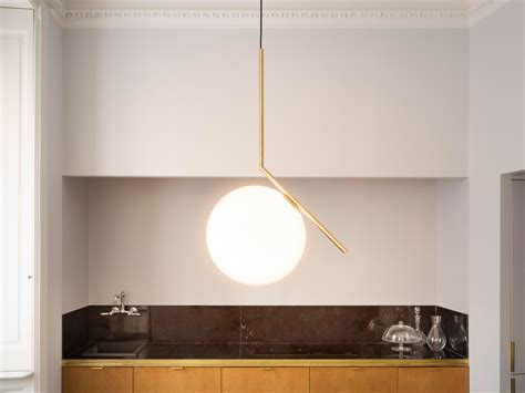 lights for kitchen islands buy the flos ic s2 suspension light at nest co uk
