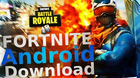 Fortnite Android  How To Download Fortnite Android