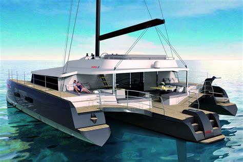 Trimaran Pontoon by Neel 65 To Set New Benchmark For Trimarans Boatadvice
