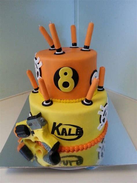 nerf birthday cake nerf cake cake ideas nerf and cakes