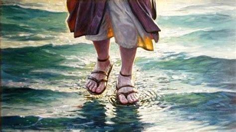 News · Why did Jesus walk on water? · United Methodist Men