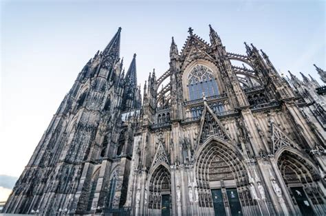 Europe's 20 Most Impressive Cathedrals…