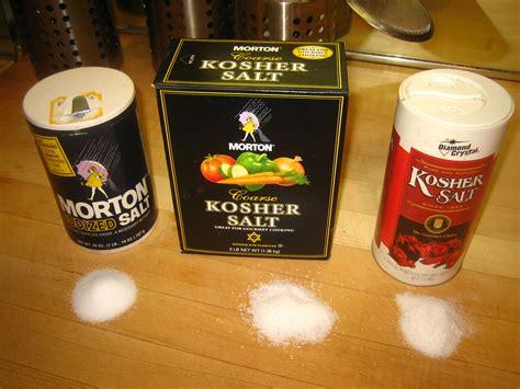 table salt to kosher salt conversion table salt vs kosher brokeasshome com