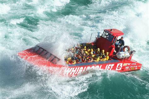 Niagara Falls Boat Ride Winter by Whirlpool Jet Boat Tours Kick 25th Season Wbfo