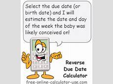 Conceived Date Pregnancy - calendarios HD