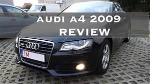 Audi A4 B8 Bremsen : audi a4 b8 2009 review multitronic youtube ~ Jslefanu.com Haus und Dekorationen