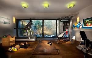 Qué máquinas necesitas para montar un gimnasio en casa