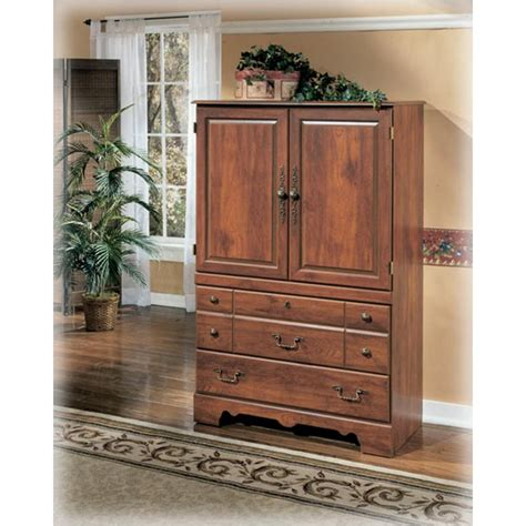Bedroom Furniture Sets Armoire by B258 49 Furniture Timberline Bedroom Armoire