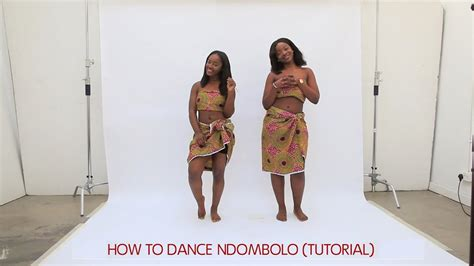 How To Dance Ndombolo (congolese Makolongulu Dance