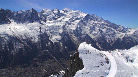 chamonix mont blanc dronestagram