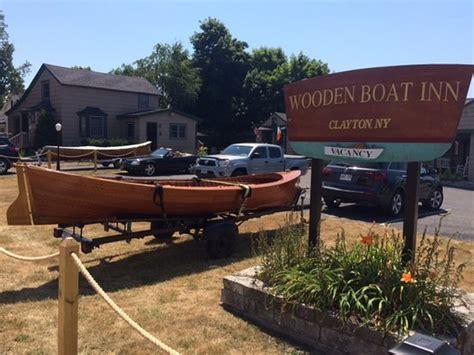 Wooden Boat Inn Reviews by Wooden Boat Inn Clayton Ny Motel Anmeldelser