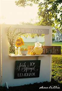 Lemonade Stand | Bar | Pinterest | Stand for, The pelican ...
