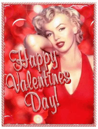 Marilyn Monroe Valentine Valentines Happy Heart Quotes