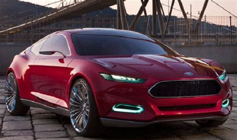 2018 Ford Fusion Redesign, Release And Change  Future Car