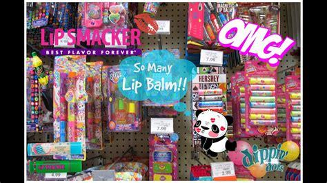 lip balm shopping  toys    youtube