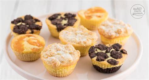 schnelle käsekuchen muffins k 228 sekuchen muffins rezept kuchen k 228 sekuchen muffins