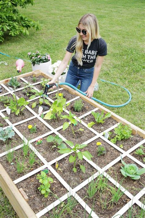 Build A Garden by Make Your Own Raised Garden Bed In 4 Easy Steps A