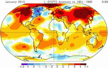 Global Warming Climate Nasa El Change Temperature
