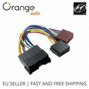 Wiring Lead Harness Adapter For Hyundai Atos 2001
