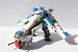 LEGO Ideas - Lego® Star Wars™ Mini Republic Dropship ...