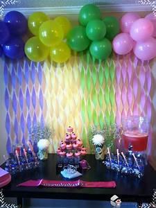 homemade party decoration homemade party decorations With house party decoration ideas pinterest