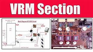 How To Repair Motherboard Vrm Section