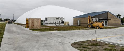 Ymca Investigating Possible Issues With Dome Work News